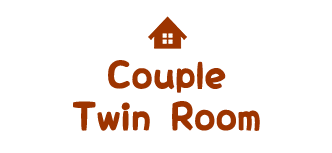 Couple Twin Room