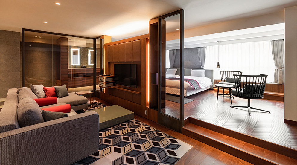 Couple Suite Room